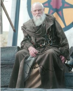 Julian Glover GAME OF THRONES 10 x 8 Genuine signed Autograph 10754